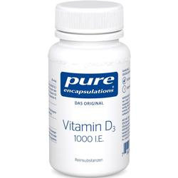 PURE ENCAP VIT D3 1000 IE